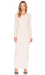 Платье с длинным рукавом - James Perse