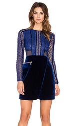 Платье с длинным рукавом la bleu - Three Floor
