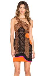 Платье с одним плечом nouveau richie - Three Floor
