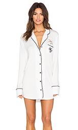 Ночная рубашка joyeux noel - Wildfox Couture