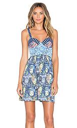 Платье contrast short - Maaji