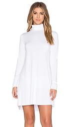 Мини платье с высоким воротником leo - Michael Lauren