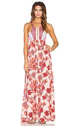 Макси платье forever red - Maaji