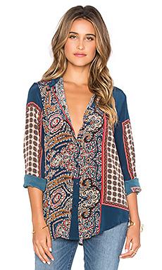 Рубашка с длинным рукавом olivia - Tolani