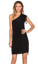Платье с одним плечом - IKKS Paris