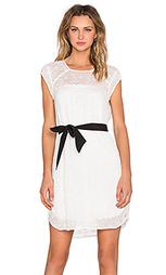 Платье с завязкой - IKKS Paris
