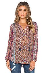 Блузка с длинным рукавом marlena - Tolani