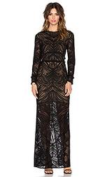 Кружевное платье kassidy - Alexis
