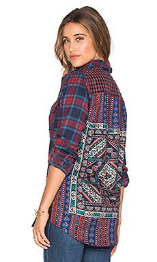 Рубашка с длинным рукавом emma - Tolani