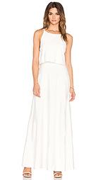 Макси платье layered - EGREY