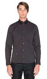 Рубашка с застёжкой на пуговицах robert - Robert Geller