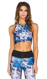 Спортивный бюстгальтер perimeter - koral activewear