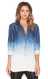 Рубашка с нагрудным карманом и застёжкой на пуговицу - Bella Dahl