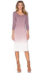 Миди платье с длинным рукавом - Saint Grace