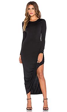 Платье с длинным рукавом drum roll - Pink Stitch