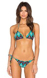 Топ бикини треугольниками ripple - Vix Swimwear