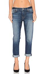 Джинсы бойфренд brody - Hudson Jeans