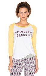 Футболка с рисунком spiritual gangster - Spiritual Gangster
