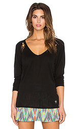 Топ dolman long sleeve - Trina Turk