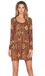 Мини-платье с длинным рукавом - Chaser