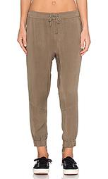 Мото брюки на шнуровке - Pam & Gela