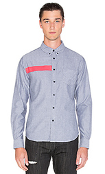 Рубашка на пуговицах ulai - Black Scale