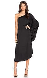 Платье с одним плечом - KES