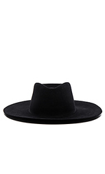 Шляпа wide brim - OFF-WHITE