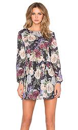 Платье long sleeve - ANINE BING