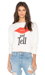 Пуловер kiss and tell - Wildfox Couture