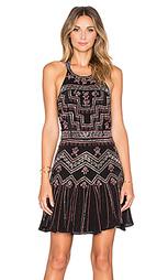 Платье с пайетками leona - Parker