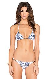 Топ бикини треугольниками - Vix Swimwear