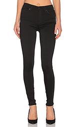 Облегающие джинсы с высокой посадкой tanya - Level 99