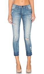 Рваные джинсы бойфренд - BLANKNYC