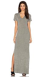 Платье с v-образным вырезом - MONROW
