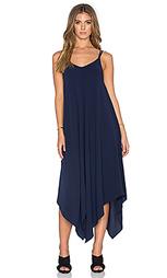 Платье с асимметричным подолом - Bishop + Young