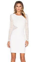 Кружевное платье jorden - BCBGMAXAZRIA