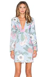 Платье с длинным рукавом west coast - ISLA_CO