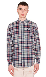 Рубашка plaid flannel - Stampd