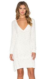 Платье с юбкой-солнце - LA Made