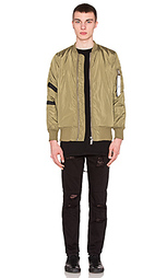 Куртка бомбер strapped - Stampd