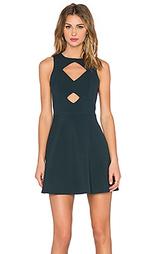 Мини платье приталенное и расклешенное платье page - RACHEL ZOE
