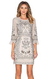 Платье с отделкой кружевами в зубчик - Needle & Thread