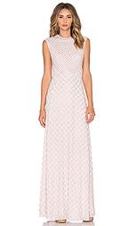 Макси платье circle mesh - Needle & Thread