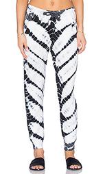 Спортивные штаны из махровой ткани - Gypsy 05