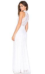 Кружевное вечернее платье jungle - Nightcap