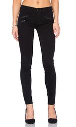 Узкие джинсы с молнией billie - Black Orchid