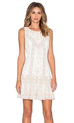 Кружевное мини-платье - Needle & Thread