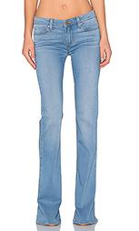 Расклешенные джинсы lou lou - Paige Denim