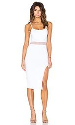 Платье миди - Donna Mizani